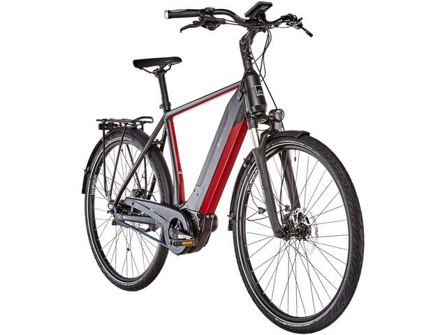 e-bike manufaktur 5NF E-citybike Diamant Alfine Disc Gates sort (2019) | City